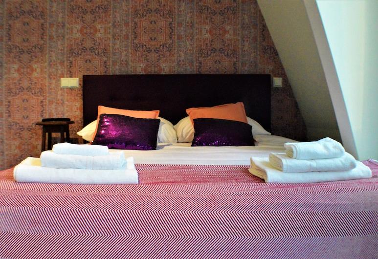 호텔 헤예 130, 암스테르담, 디럭스 더블룸, 객실