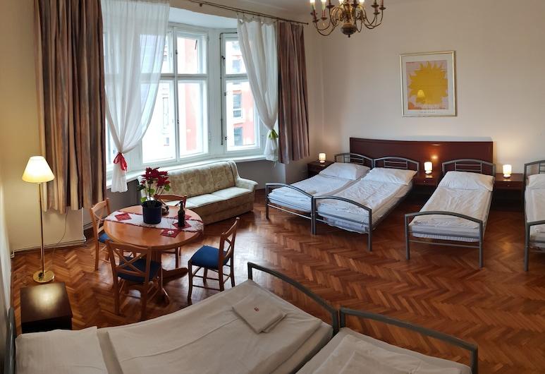Happy Apartments for Friends, Prague