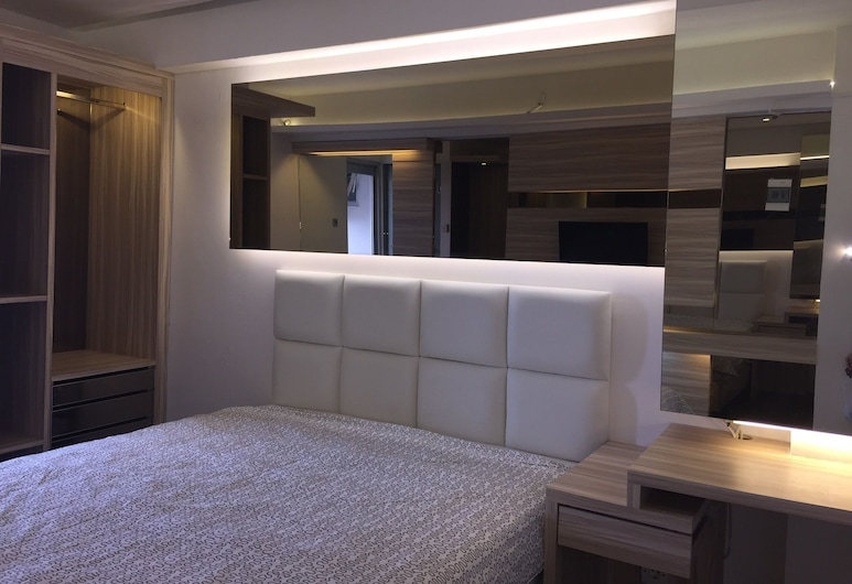 Grandboutique-Inn, Jakarta, Chambre