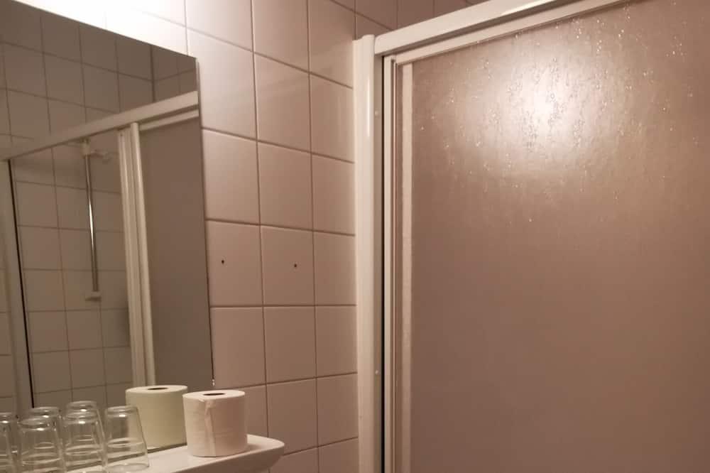 Standardní jednolůžkový pokoj - Koupelna