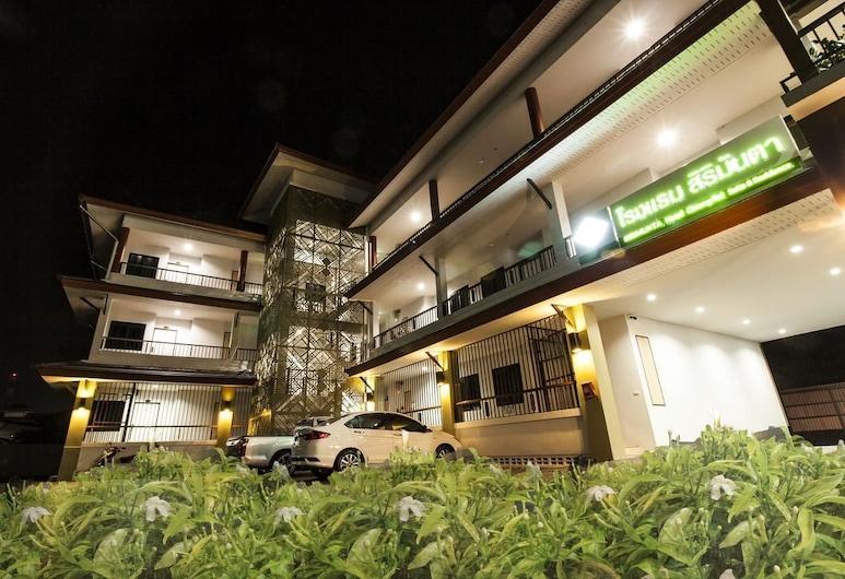 Sirimunta Hotel Chiang Rai, Chiang Rai, Hotel bejárata