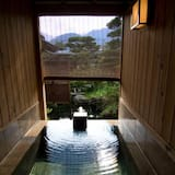 Japanese Style Room with Private Open-air Bath, TAKE - Bathroom