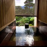 Japanese Style Room with Private Open-air Bath, UME - Bathroom
