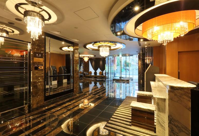 APA Hotel Nagoya-Sakae Higashi, Nagoya, Lobby