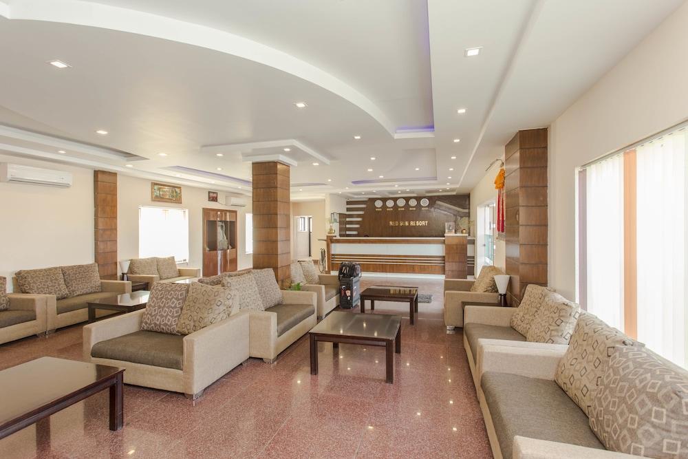 Hotel Bodhi Redsun Bhairahawa Lobby