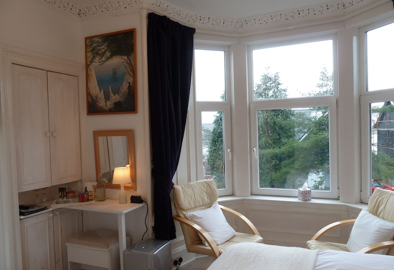 Failte Bed and Breakfast, Oban, Comfort Double Room, Guest Room View
