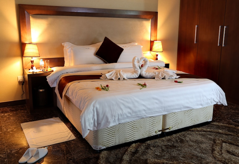 Belle Tower Luxury Hotel Apartments, Manama, Apartment, 1 Bedroom, Guest Room