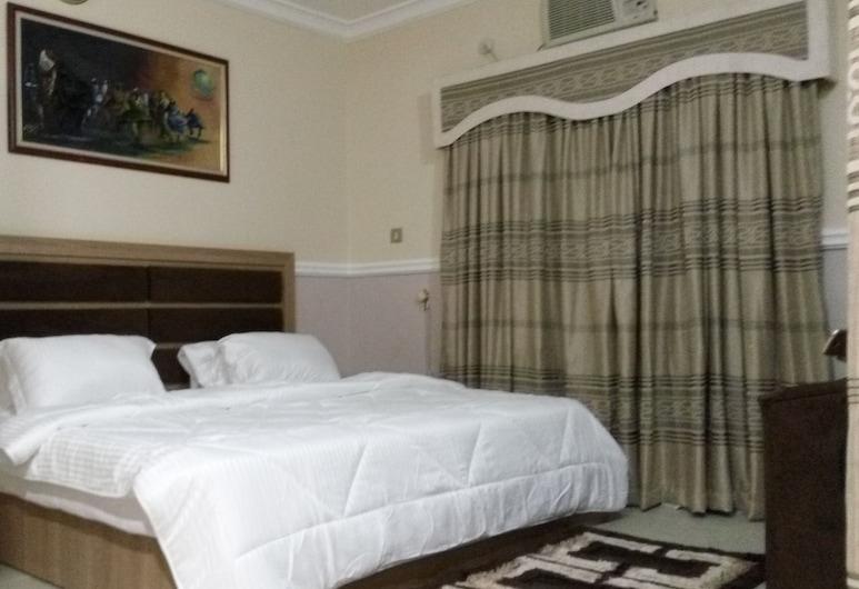 Alpina Lodge, אבוג'ה, סוויטת אקזקיוטיב, חדר אורחים