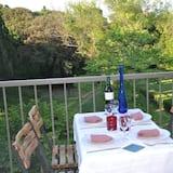 Apartamento familiar - Balcón