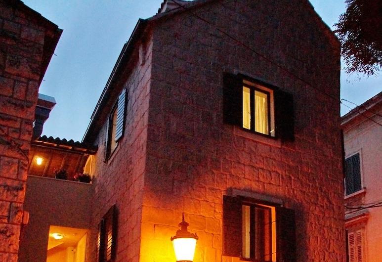 Villa Desideria, Split, Hotelfassade