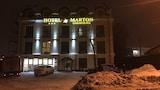 Sélectionnez cet hôtel quartier  Nizhny Novgorod, Russie (réservation en ligne)