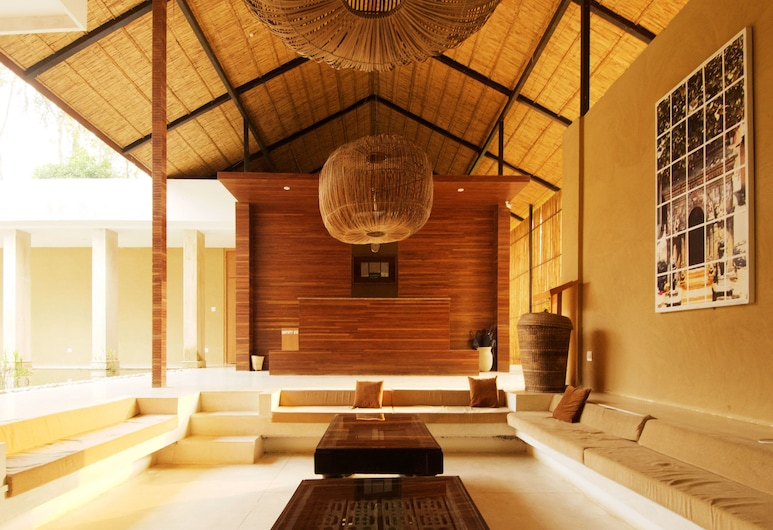 Kasara Resort - Chitwan National Park, Bharatpur, Reception