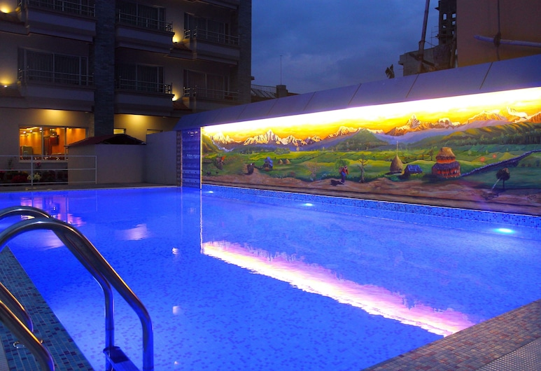 Hotel Iceland, Pokhara, Sports Facility