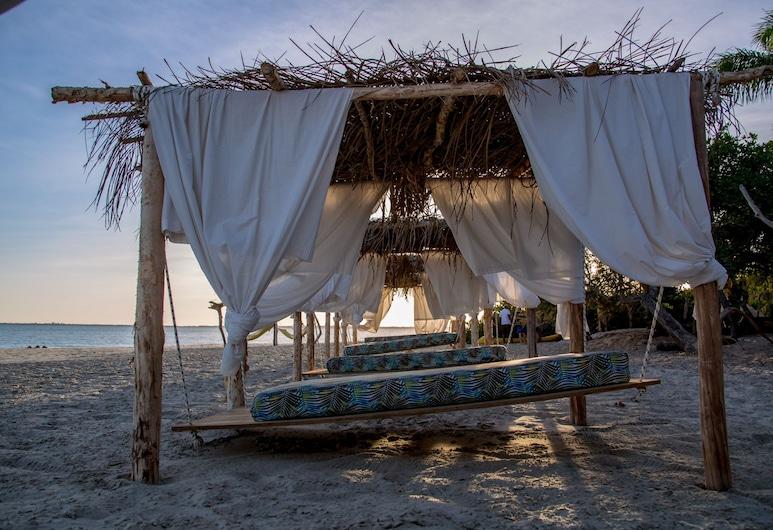 Dakosta Eco Retreat, Bubaque, Salon