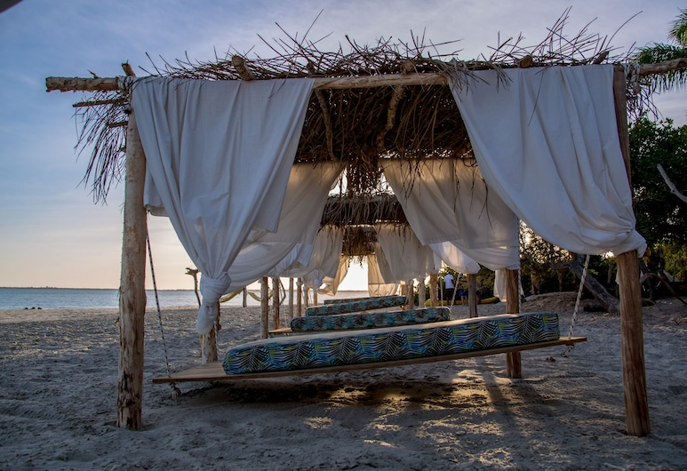 Dakosta Eco Retreat, Bubaque, Lounge