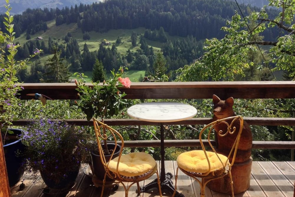 Chalet, 5 Bedrooms, Terrace, Mountain View - Balcony