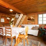 Chalé, 6 Quartos, Cozinha, Vista Montanha - Refeições no Quarto