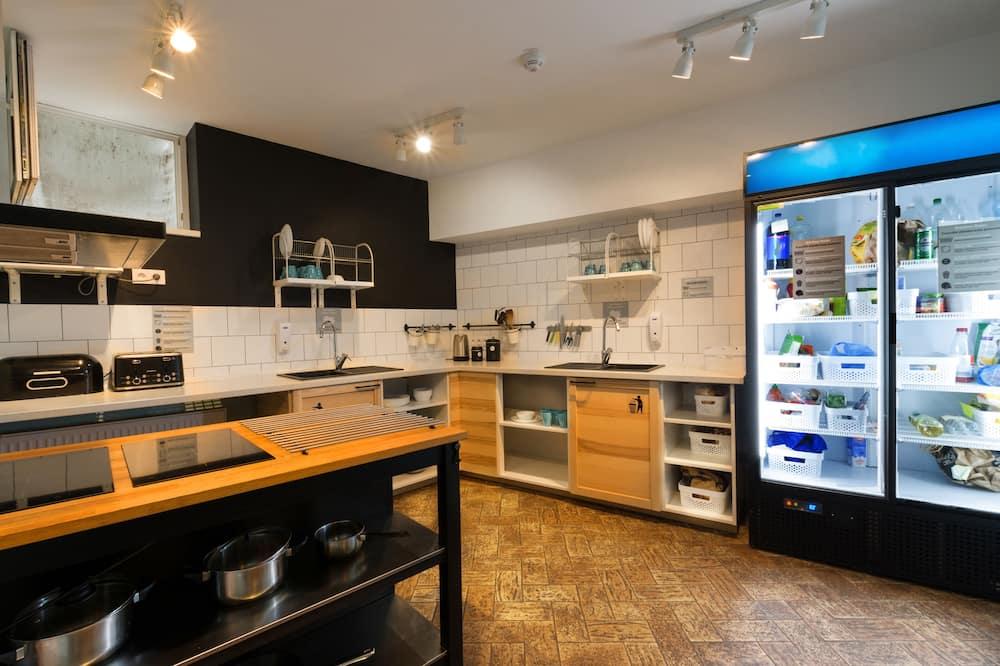 Shared Dormitory (Bed in Shared Dorm for 6 people) - Shared kitchen