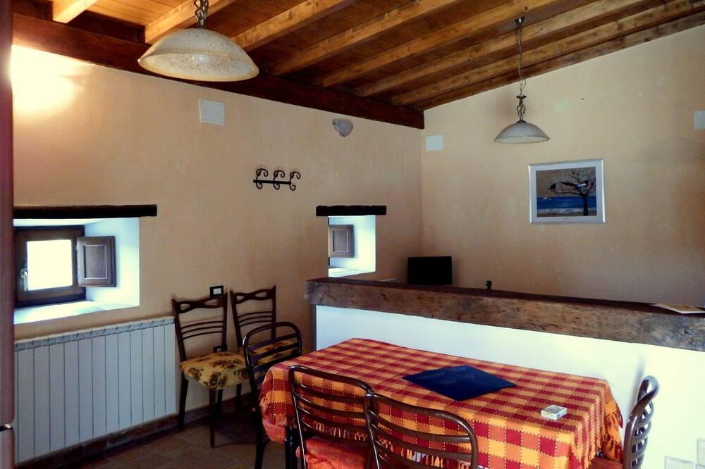 Romantický apartmán, 1 spálňa - Obývacie priestory