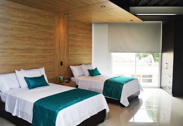 Hotel El Alba, Cali, Double Superior Room, Pokoj