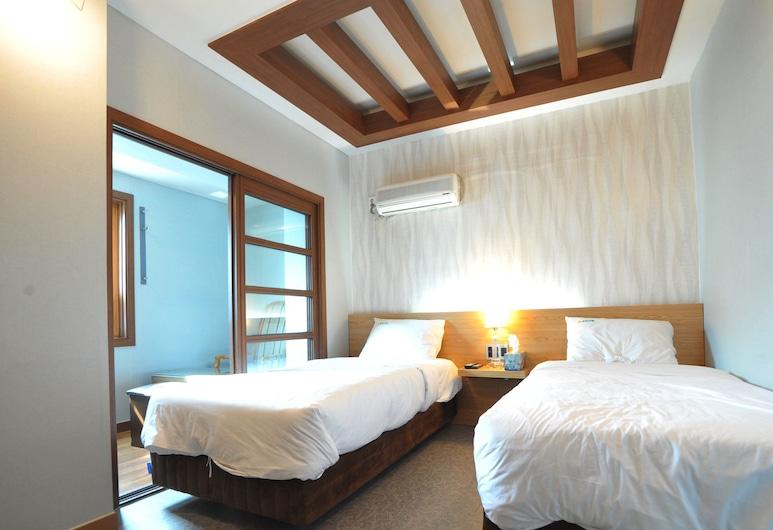 山頂飯店, 大邱, 雙床房, 客房