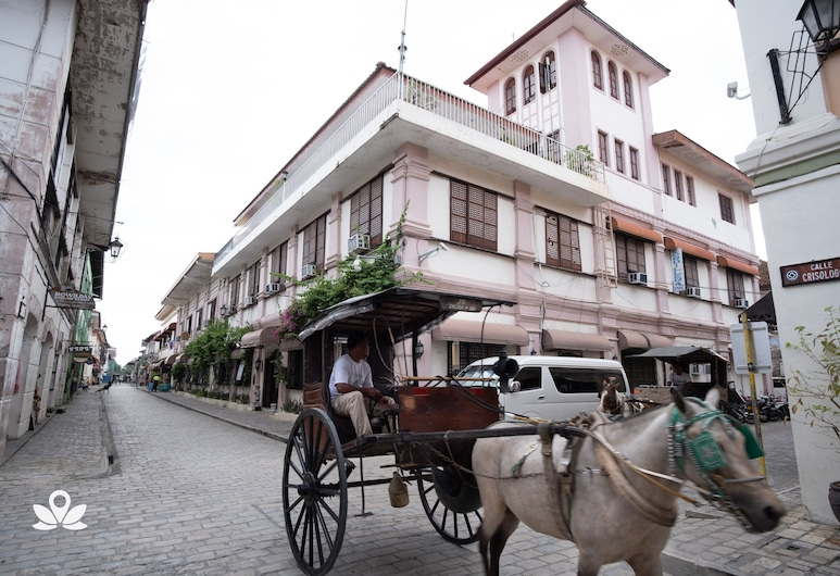 ZEN Rooms Cordillera Inn Vigan, Vigan, Fachada do Hotel