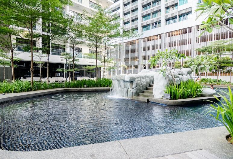 188 Serviced Suites & Shortstay Apartments, Kuala Lumpur, Fountain