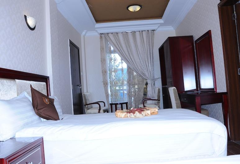 Guzara Hotel Addis, Addis Ababa, Standard Twin Room, 2 Twin Beds, Balcony, Guest Room