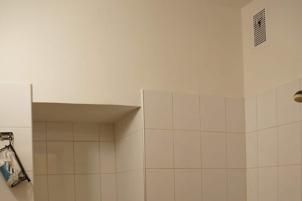 Pokoj Basic s dvojlůžkem nebo dvěma jednolůžky - Koupelna