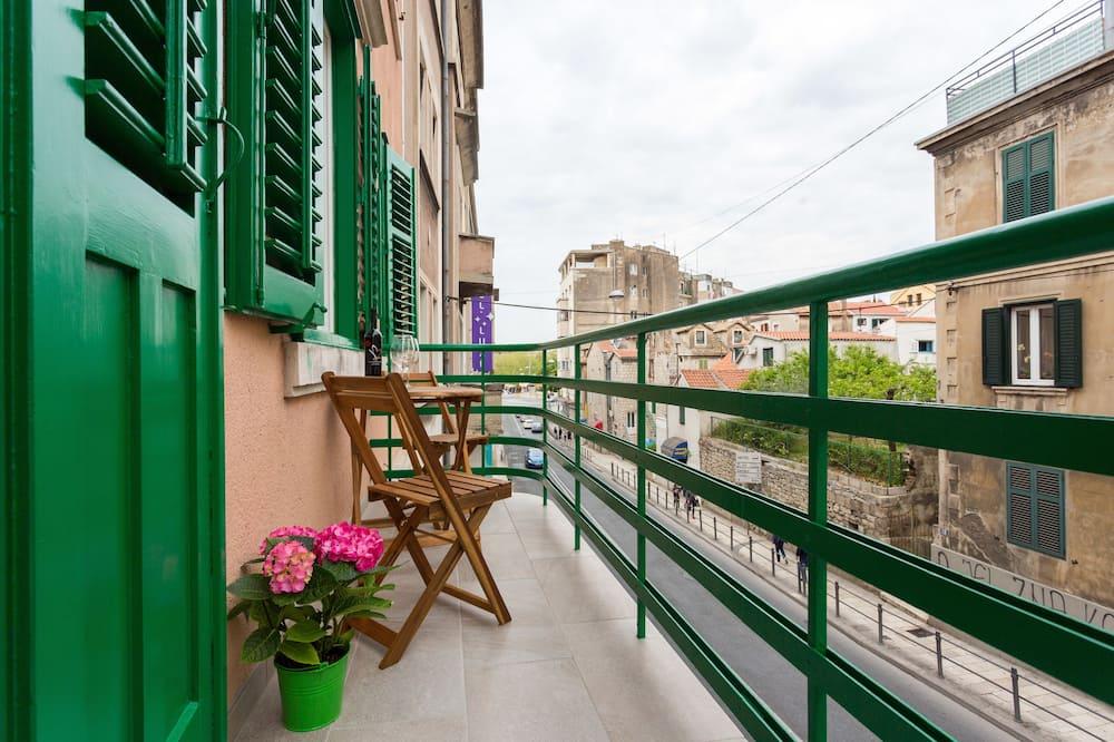 Chambre Double Deluxe, balcon - Balcon