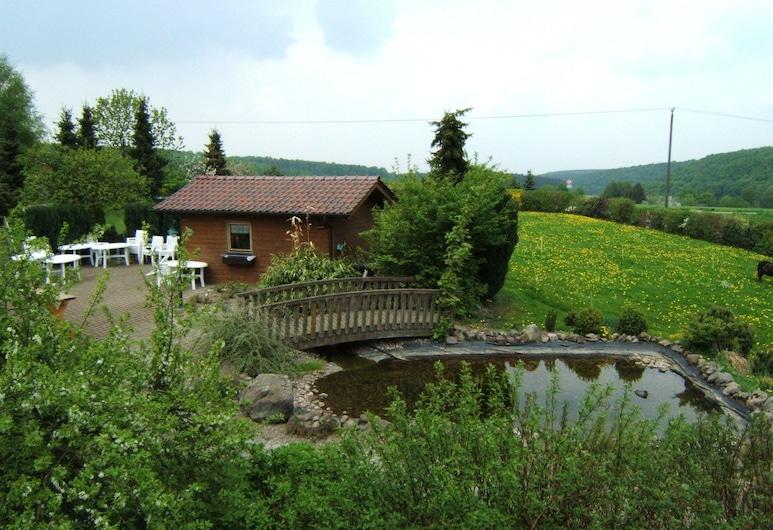 Pension & Café Haus Dewenter, Lichtenau (North Rhine-Westphalia), Property Grounds