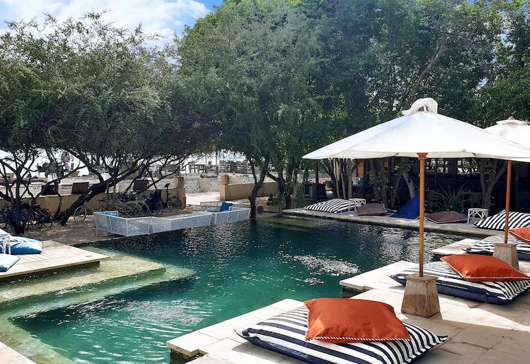 Wilson's Retreat, Gili Trawangan, Vonkajší bazén