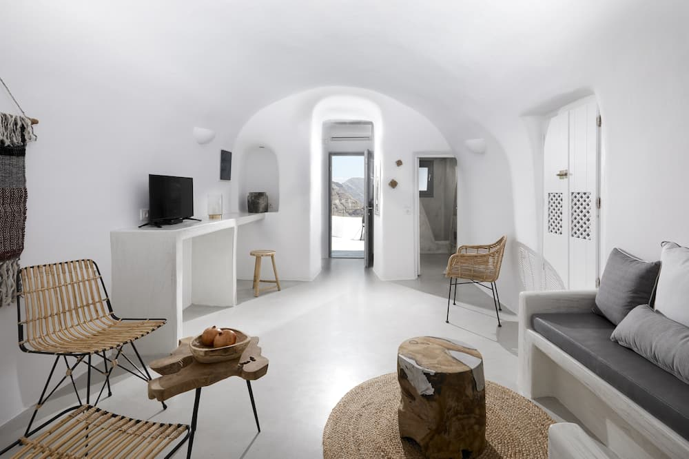 Villa Deluxe - 1 sovrum - Vardagsrum