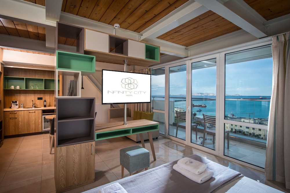 Infinity City Boutique Hotel, Heraklion