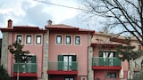 Reserve this hotel in Lake Plastiras, Greece