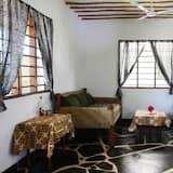 Štandardná rekreačná chata, 1 spálňa - Obývacie priestory