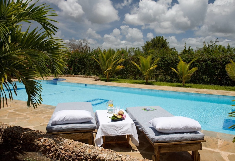 Sheba Cottages, Diani Beach, Standard Cottage, 1 Bedroom, View from room
