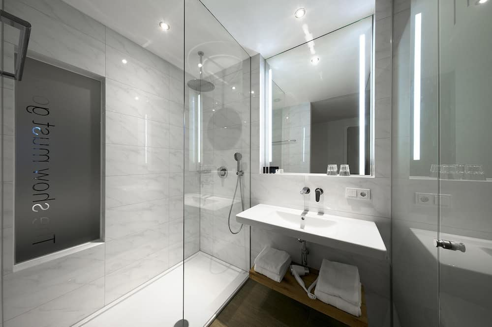 Kambarys su patogumais - Vonios kambarys