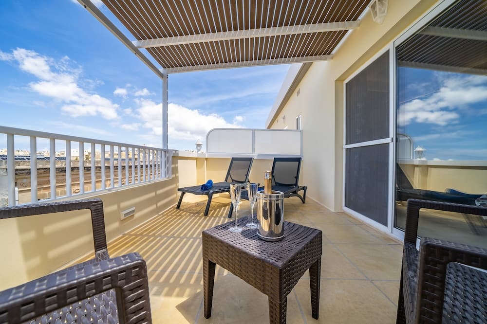 Superior Room, Terrace, Sea View - Guest Room