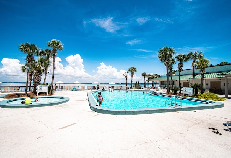Bay Club of Sandestin, a VRI resort, Miramar Beach, Piscina all'aperto