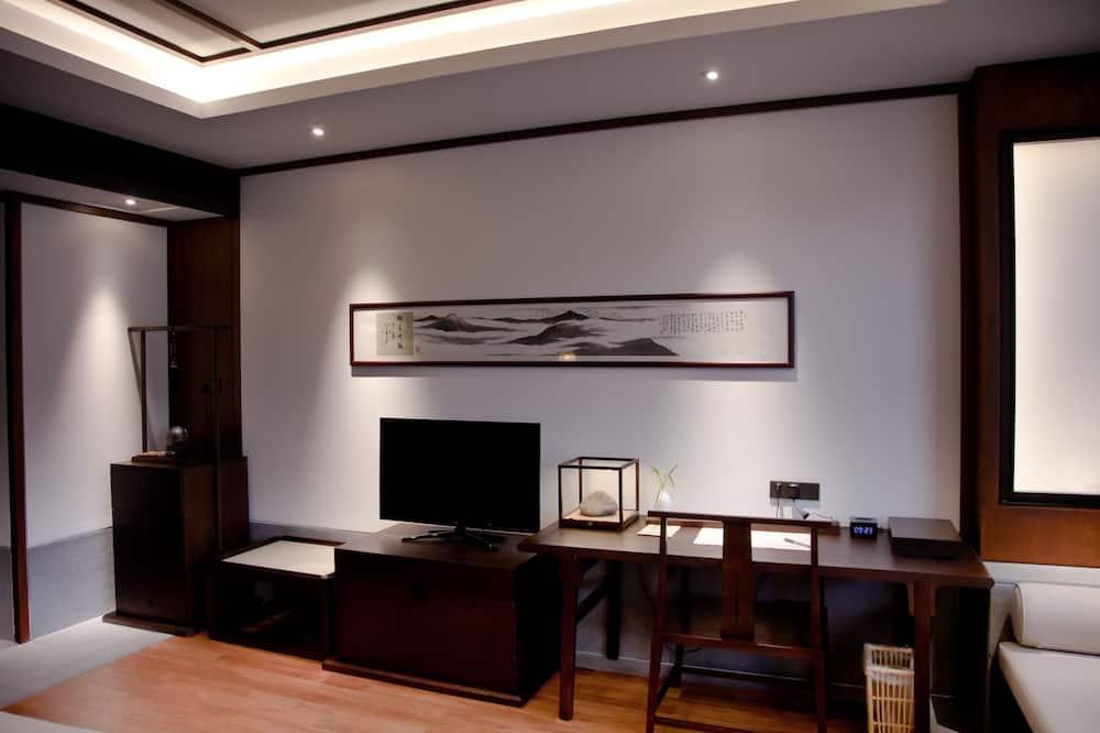 Twin Room - Living Area