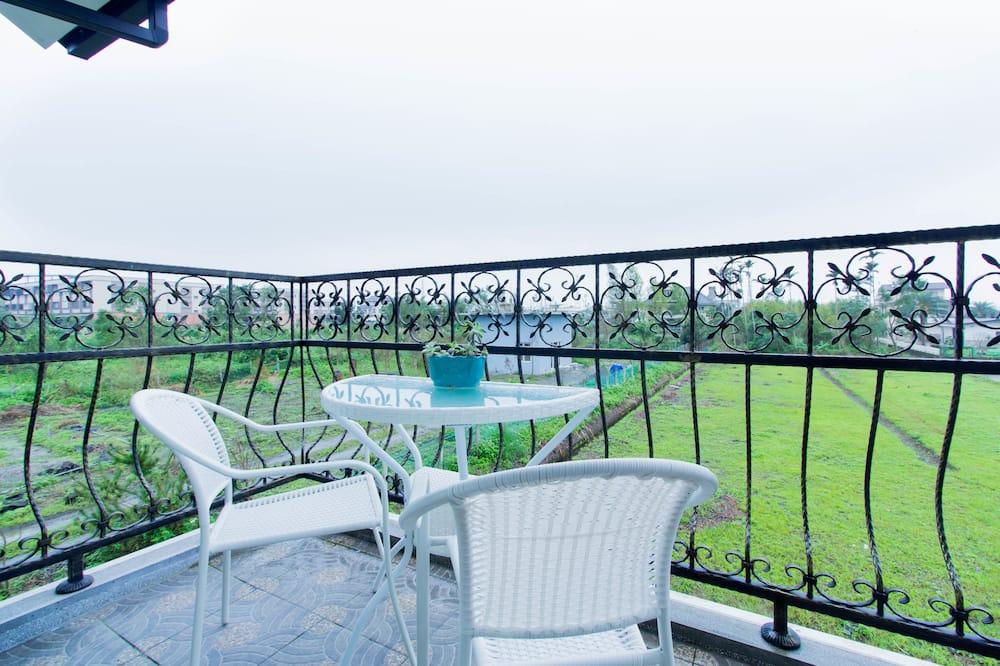 Superior-Doppelzimmer, 1 Schlafzimmer - Balkon