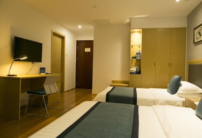 Citytel Inn, Pekín, Habitación triple, 3 camas individuales, Habitación