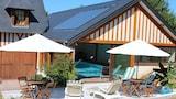 Sélectionnez cet hôtel quartier  Glanville, France (réservation en ligne)