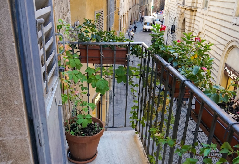 Piccolo Hotel Etruria, Siena, Terrace/Patio