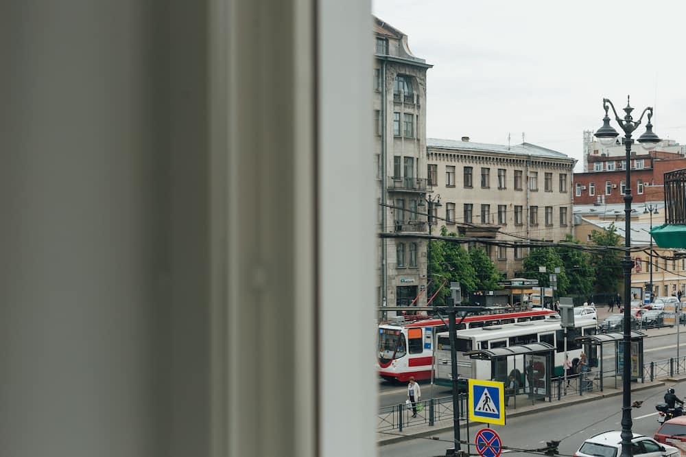 浪漫雙人房, 1 張特大雙人床, 城市景 - 城市景觀