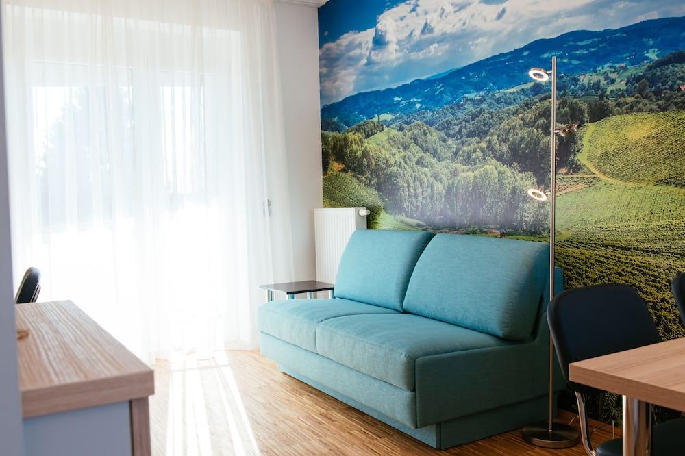 Huoneisto (Weinberg incl. 40€ cleaning fee) - Oleskelualue