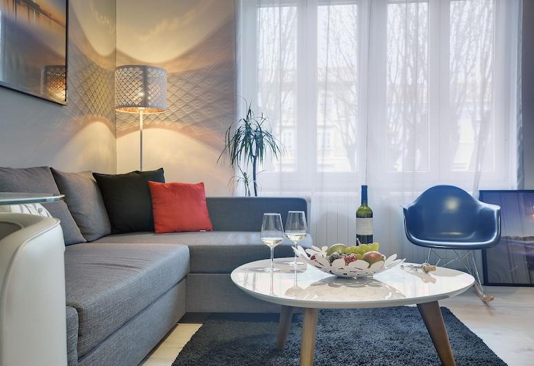 D&A Center Apartments, Pula, Apartment, 1 Bedroom (3), Living Area