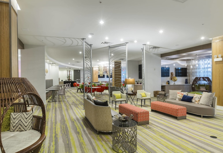 TownePlace Suites by Marriott Orlando at SeaWorld, Orlando, Lobby