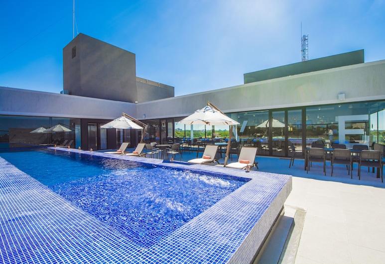 Hotel Five, Asunción, Rooftop Pool